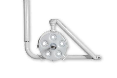 Bracci articolati porta lampada (6 kg)